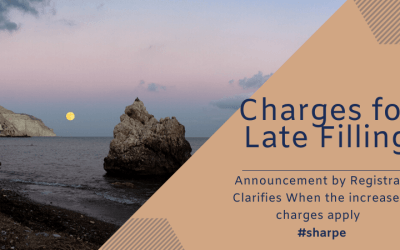 Monetary Charge due to Late Submission