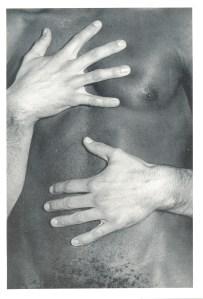 CARTÃO POSTAL - MUSCLES- 1994- FRENTE