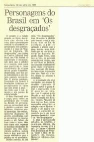 JORNAL O GLOBO - 1991K