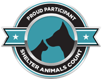 Proud Participant of Shelter Animals Count