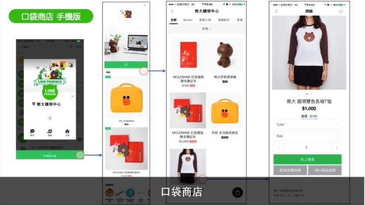 Line@-口袋商店