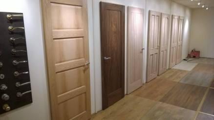 Doors by HSJ showroom.