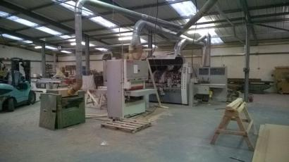Our factory workshop