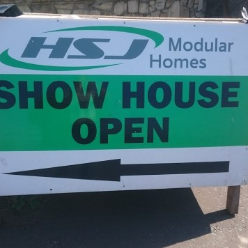Modular Homes show house open!