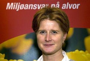Tonje Fossum, salgs- og markedsdirektør i Avis Norge.