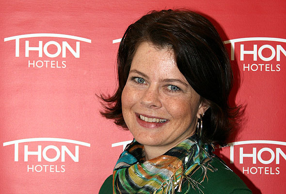 Camilla Gulsett, kommunikasjonsrådgiver i Thon Hotels