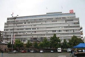 Oslo Kongressenter på Youngstorget i Oslo sentrum. Fotograf: Kjetil Ree/Wikimedia Commons
