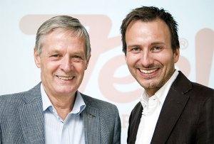 Feel Air-gründerne Otto Lagarhus og Kai Holmberg.