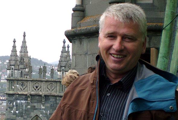 Ottar Sefland, salgs- og markedsirektør i Europeiske Reiseforsikring