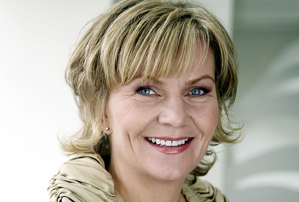 Vivian Sivertsen, country manager, DFDS Seaways