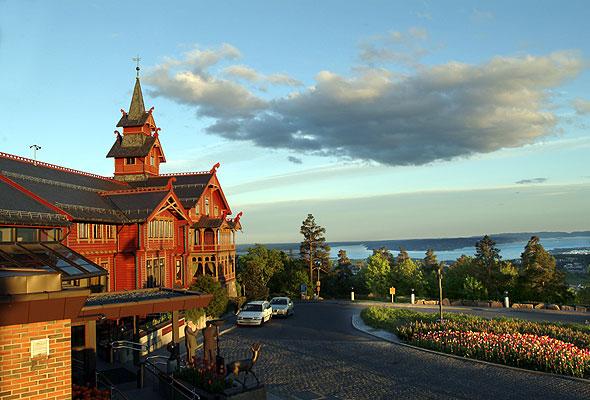 Holmenkollen Park Hotel Rica. Foto fra Rica Hotels