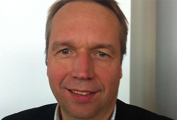 Trond Bastiansen, konserndirektør for hotellkjeden Clarion Collection Hotels (foto fra Choice Hotels Scandinavia)