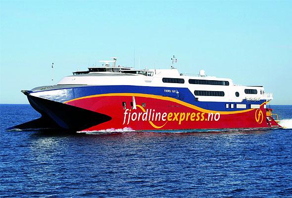 HSC Fjord Cat, Fjord Line Express