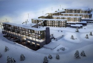 Park Inn Trysil (foto fra The Rezidor Hotel Group).