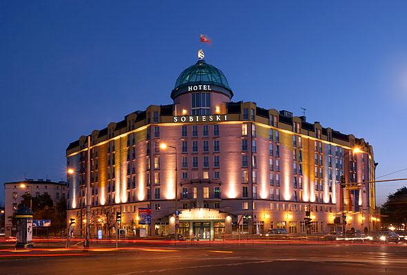 Radisson Blu Sobieski Hotel i Warszawa