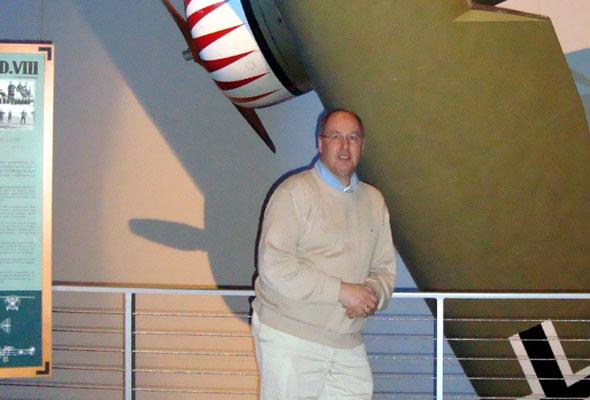Rob J.M. Mulder, senior manager i Nordic Tours A/S