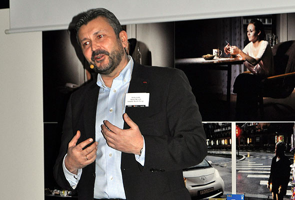 Svein Arild Steen-Mevold, administrerende direktør i Scandic Hotels. Fotograf: Hans A. Stenseng