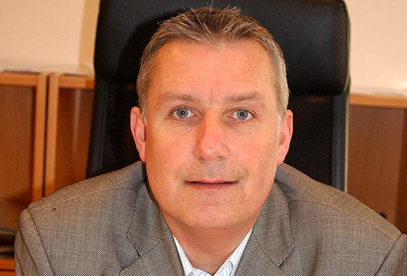 Kommunikasjonsrådgiver Lasse Gimnes, juryleder for Serviceløftet 2012