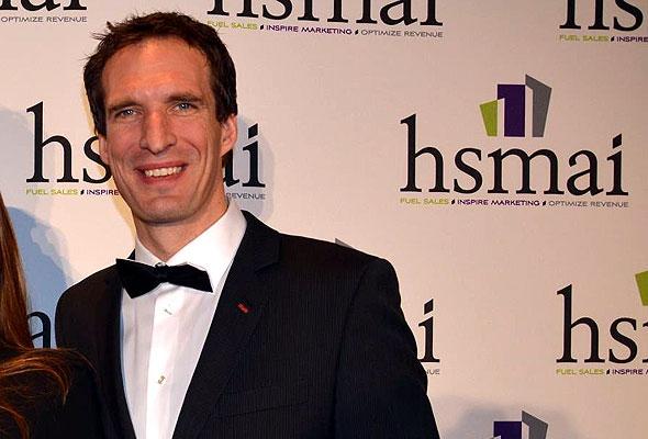 Axel Huus, Director of Sales & Marketing, Scandic Norway