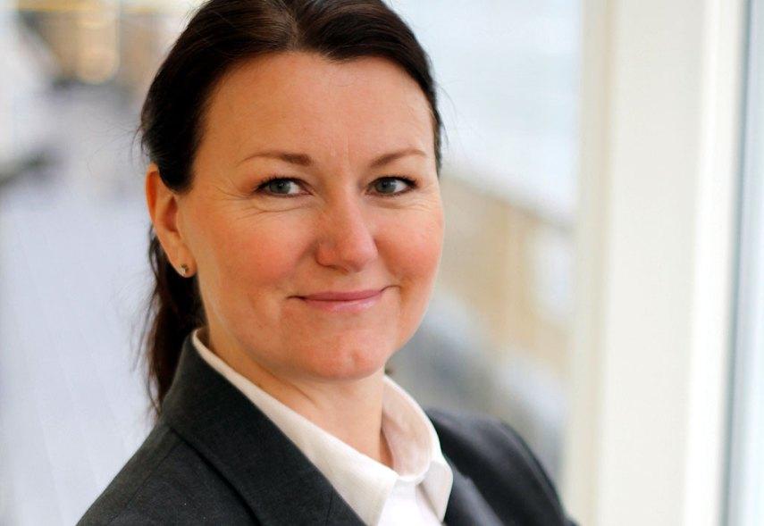 Britt Skjong, direktør, Radisson Blu Hotel Ålesund. Foto fra Rezidor Hotel Group