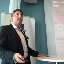 Jeff Down, VP Business Development, EMEA, Nor1.