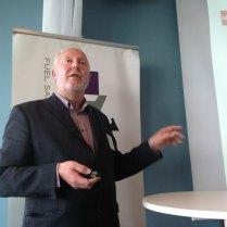 Michael Talbot, Sales Director, UK, Ireland & Scandinavia, Infor.