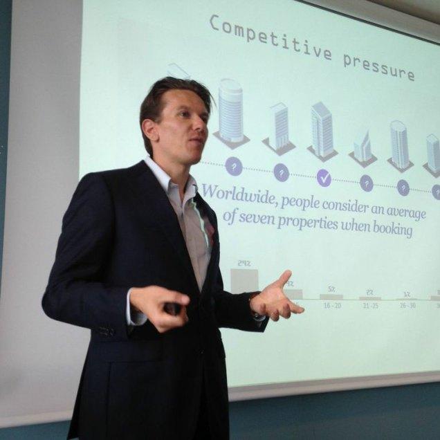 Thomas Landen, Marketing Manager, EMEA region, Revinate.