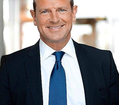 Scandic Hotels' konsernsjef Frank Fiskers (foto fra Scandic Hotels).