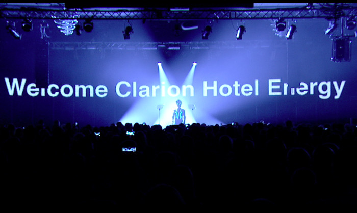 Clarion Hotel Energy