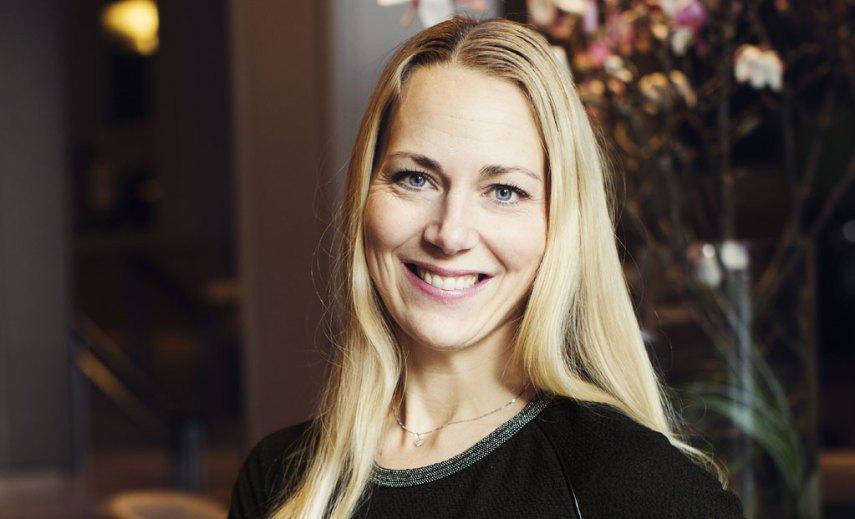 Åsa Murphy, leder for Profit og Distribution i Nordic Choice Hotels. Foto fra Nordic Choice Hotels
