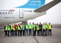 Unicef og og Norwegian utvider samarbeidet