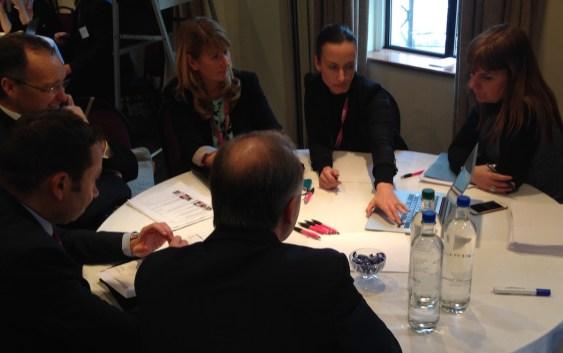 Fra HSMAI Region Europes nasjonale konferanse i Dublin i oktober 2015.