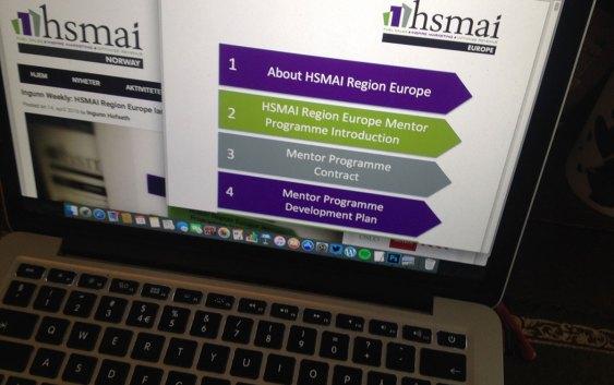 HSMAI Region Europes Mentor-program. Fotograf: Jarle Petterson
