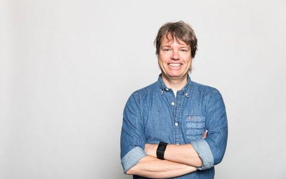 Ulf Stigen, høyskolelektor ved Høyskolen Kristiania.