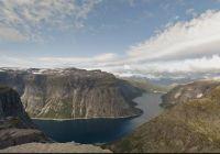 Google deler fantastiske 360-graders bilder fra Norge