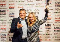 Nordic Choice Hotels vant Årets Bransjepris på Sponsor- og eventprisen 2018