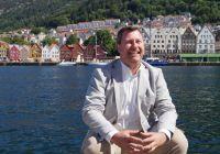 Anders Nyland ny reiselivsdirektør i Bergen