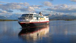 Hurtigruten og Arctic Race of Norway på samme lag