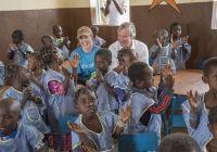Norwegian og Unicef flyr nødhjelp til Tsjad