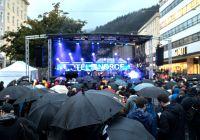 Hotel Norge inviterte hele Bergen på festaften