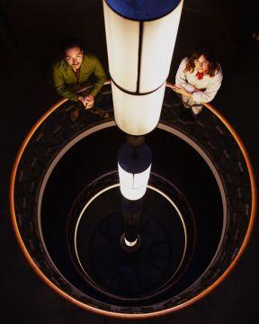 Stjerneduoen GrecoDeco skal innrede hotellet Sommerro. Fotograf: Chris Aadland.