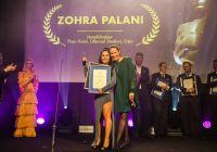 Ukens navn: Zohra Palani