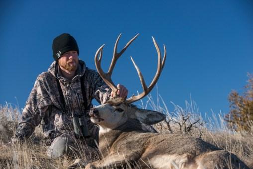 #hsmammo #muledeer #antlers #bigbuck #easternmontana #badlandsofmontana #sitkagear #vortexoptics #hunting #deerhunting #antlers