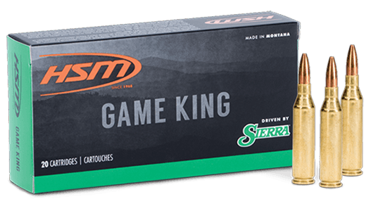 Game King | HSM Ammunition