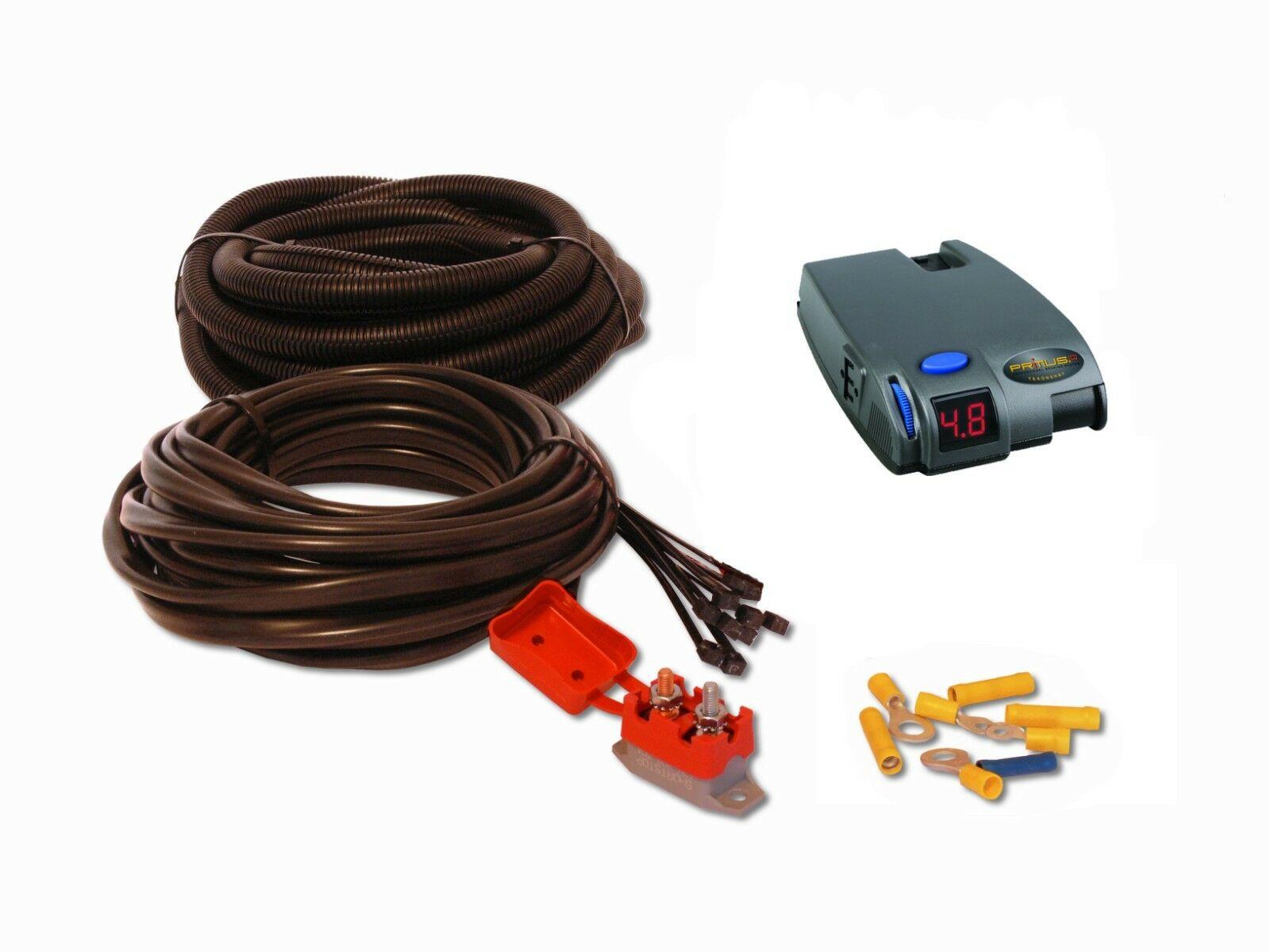 hight resolution of tekonsha primus iq electric brake controller standard wiring kit