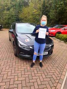 HSM Reading Driving school pass first time