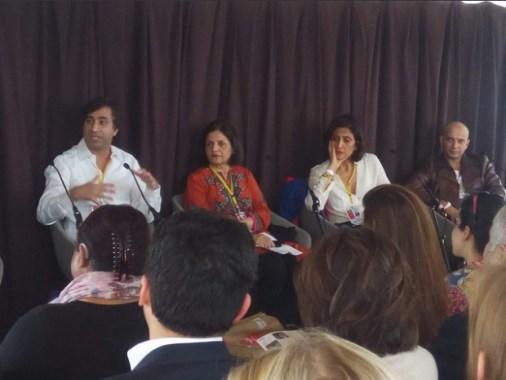 Karachi Literature Festival in London, Celebrated 70 years of Pakistan