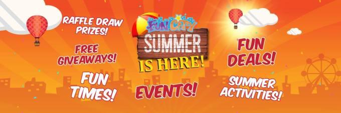 Fun city opened at Giga Mall Islamabad