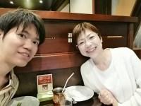 武田友紀さんとのトークイベント(1)が終了しました
