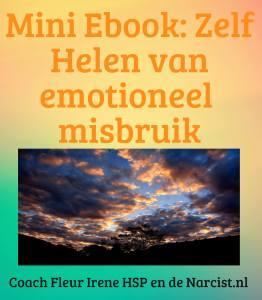 Mini ebook Zelf Helen van emotioneel misbruik